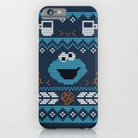 C is for Cookie! iPhone 6 Slim Case