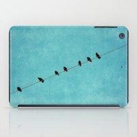 Pretty Little Birds iPad Case