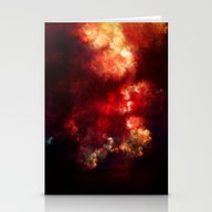 Stationery Cards featuring Space by Sventine