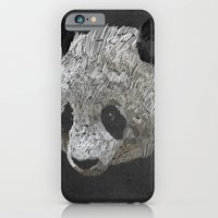 iPhone & iPod Case featuring panda  by JosephMills