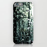 iPhone & iPod Case featuring Blue Burns the Twilight by Rebecca A Sherman