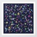 The Stars We Are Art Print