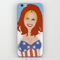 Ginger. iPhone & iPod Skin