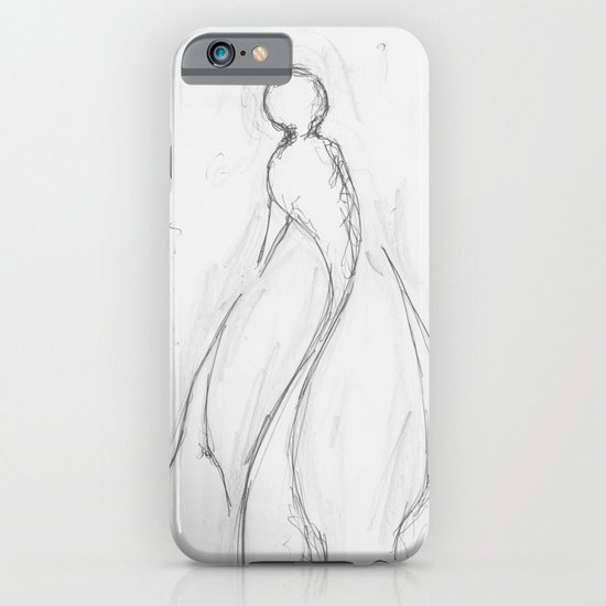 Giant in the Wasteland iPhone & iPod Case