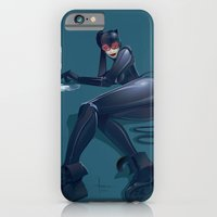 iPhone & iPod Case featuring CATWOMAN by orlando arocena ~ olo409- Mexifunk