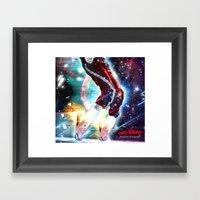 The Signature Move Framed Art Print