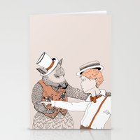 Dansons... Stationery Cards