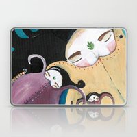 Sleeping Bhoomies Laptop & iPad Skin