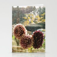 mum the reflection Stationery Cards