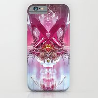 Spinal Tyrant iPhone 6 Slim Case