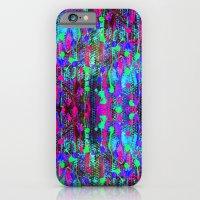 Neon Lights iPhone 6 Slim Case