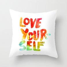 Love Throw Pillow