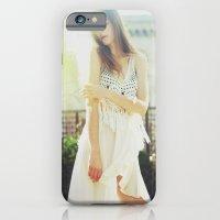 A Golden Summer's End iPhone 6 Slim Case