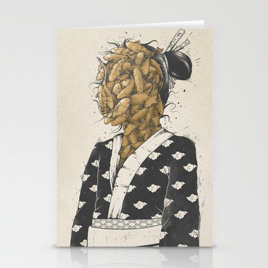 Koi Dream Stationery Card
