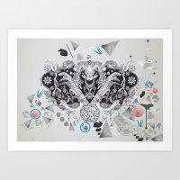 Framed World Art Print