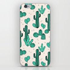 Cactus by Andrea Lauren iPhone & iPod Skin