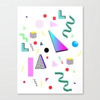 Pattern 18 Canvas Print