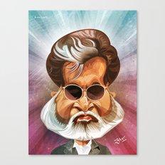Kabali Da Canvas Print