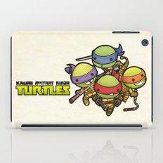 Kawaii Mutant Ninja Turtles iPad Case