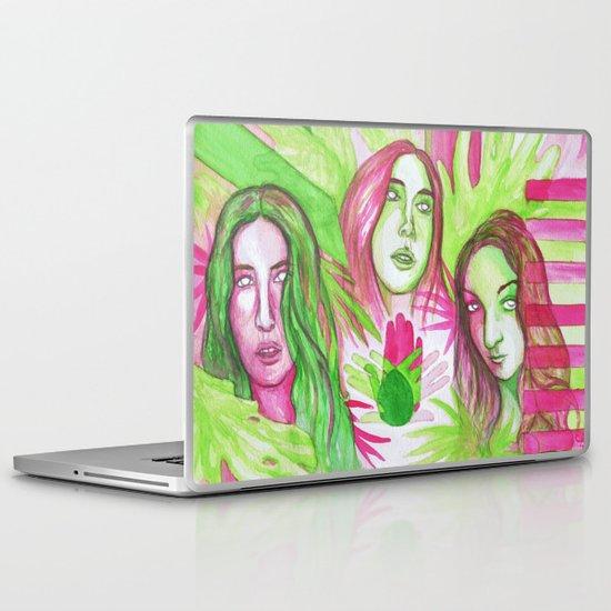 """Days Are Gone"" by Cap Blackard Laptop & iPad Skin"