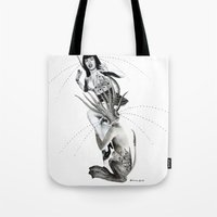 Empathy Monster Tote Bag