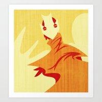 Zun Art Print