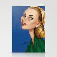 Grace Kelly Stationery Cards