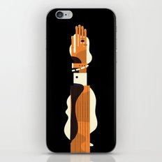 That's How He Rolls iPhone & iPod Skin