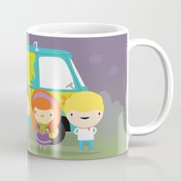 Little scooby characters Mug