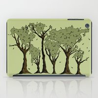 Tree World iPad Case