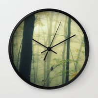 Let the Silence Take Me Wall Clock