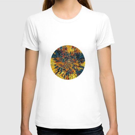 Flying prisms T-shirt