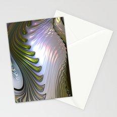 344 Fractal Stationery Cards