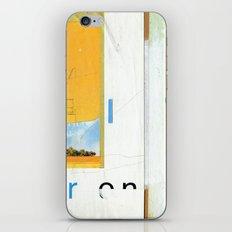 Petrock iPhone & iPod Skin