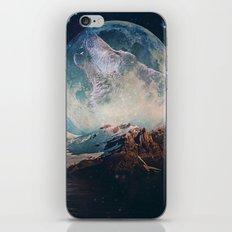 Lake Moon iPhone & iPod Skin