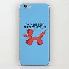 Inflated Ego iPhone & iPod Skin