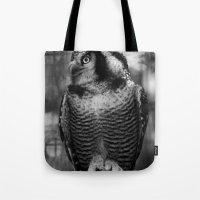 Owl Series No.1 Tote Bag