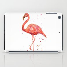 Flamingo, Pink Flamingo, Tropical, bird art, Florida iPad Case