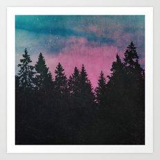Breathe This Air Art Print