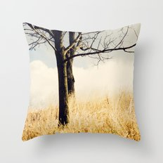 halfway gone Throw Pillow