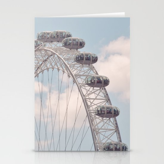 wheely small plane... Stationery Card