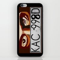 Van Damn Van iPhone & iPod Skin
