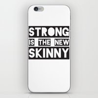 Strong Is The New Skinny iPhone & iPod Skin