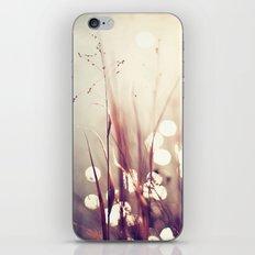 Glimmerings iPhone & iPod Skin