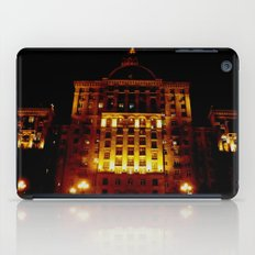 Night Crest 1 iPad Case