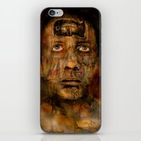 Kopfgefangenheit  iPhone & iPod Skin