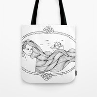 Tales of the Sea Tote Bag