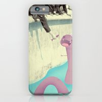 iPhone & iPod Case featuring kidsmeal by Pope Saint Victor