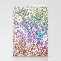 Camtric world creatures Stationery Cards