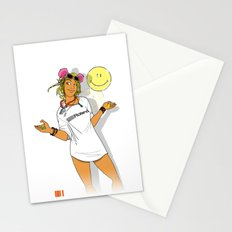 Summer Of Love '89 Stationery Cards